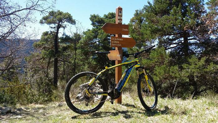 Relais Cyclo-Rando des Monts d'Azur
