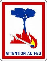 risques d'incendie de forêt